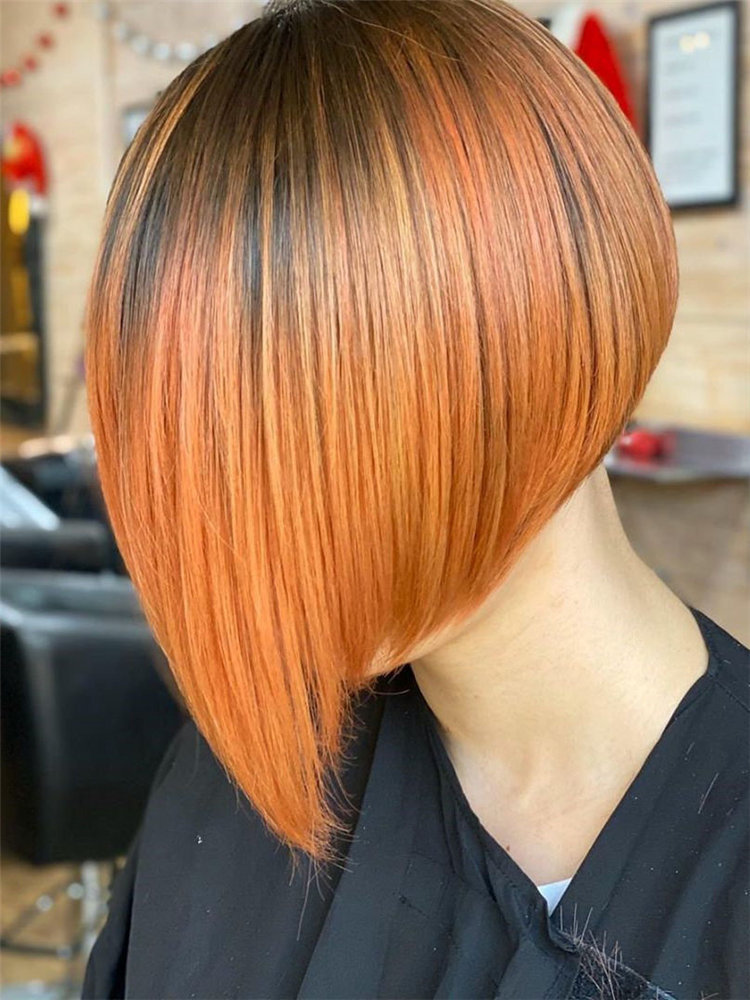 To give you some short hairstyles inspiration, we have found 430 short haircuts ideas. There is a mix of designs featured from Pixie  hairstyle to Bob haircuts. So, take a look and find a beautiful short hairstyle ideas. #shorthairstyle #bobhairs #hairstyles