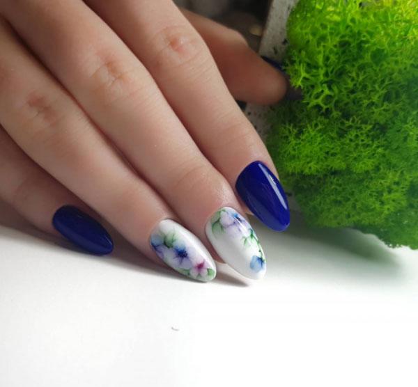 Easy Gel Nail Art Designs Trends & Ideas 2020