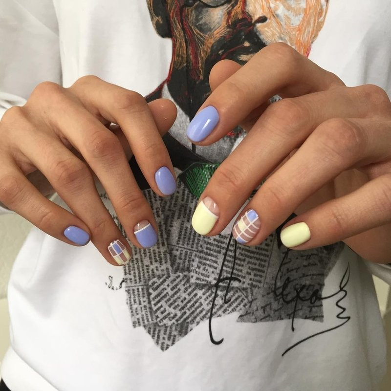 Beautiful Nail Art Design Ideas & trends 2020