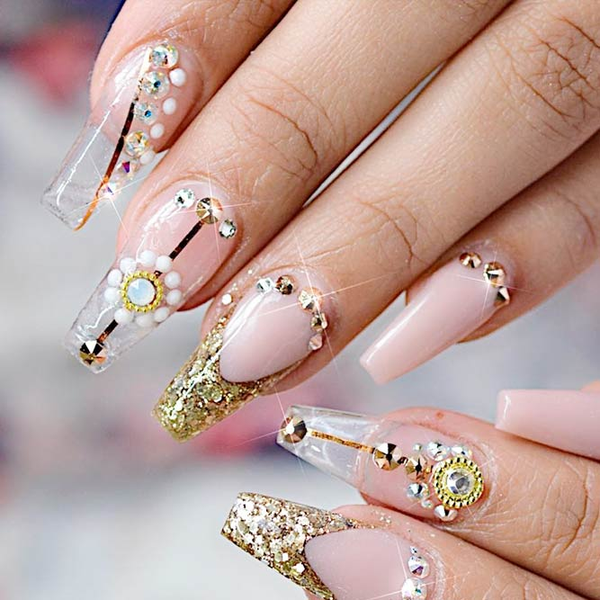 20 Cute Winter Nail Designs Worthy to Try