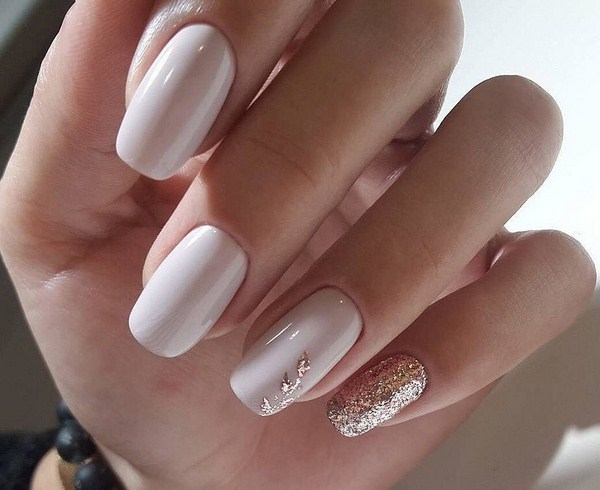 Long Nails Art Design Ideas in Fall & Winter