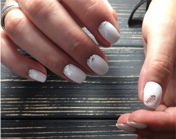 Stylish Short Nail Design Ideas 2019, #ShortNail, #ShortNailDesign