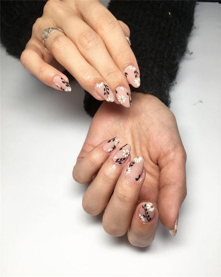 Pretty Nail Art Designs Ideas For 2020; nails; nail art; nail designs; nails acrylic; nail art design; nail colors; nail ideas; spring nails; summer nails; spring nails 2020; spring nail art; spring nail ideas; spring nails design; #nails #nailart #nailsdesign #springnails