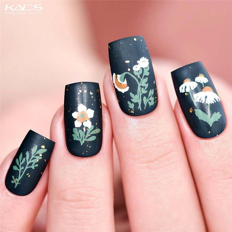 spring nail design trends 17