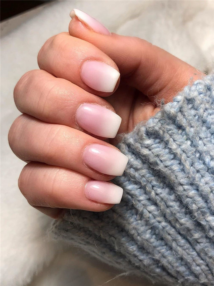 To give you some small white design ideas, we have found 30 classy and stylish white nails ideas for 2020. If you want to manicure, you can browse our website from time to time. #whitenails #nailsacrylic #whitenaildesigns #naildesigns