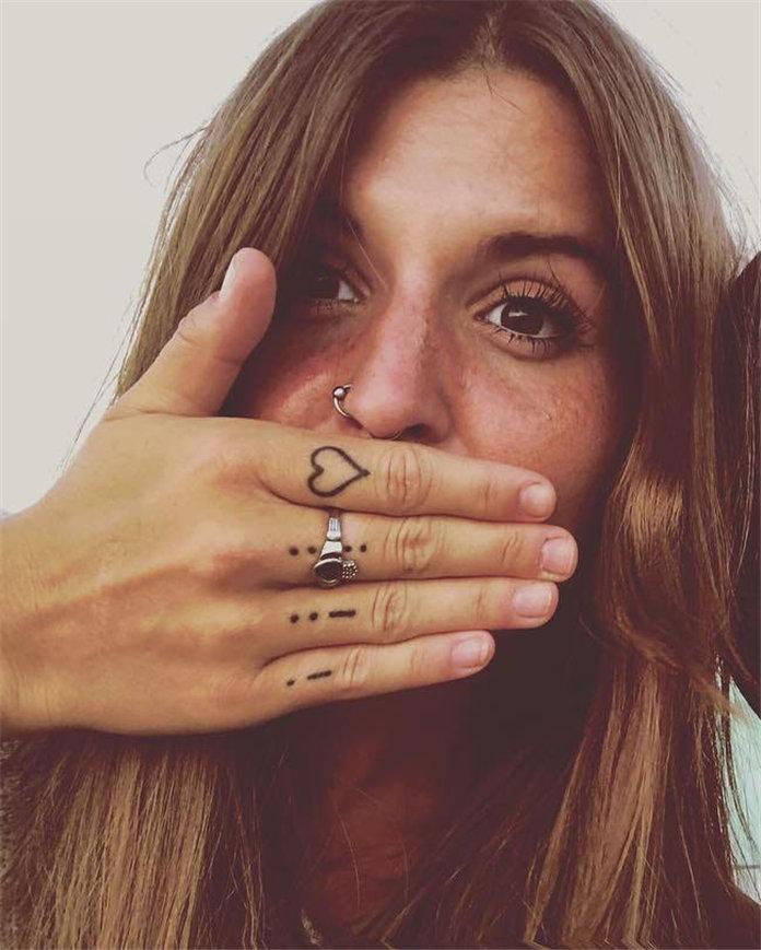 Trendy Finger Tattoo Designs Inspirations 2021, #FingerTattoos, #TattooDesigns